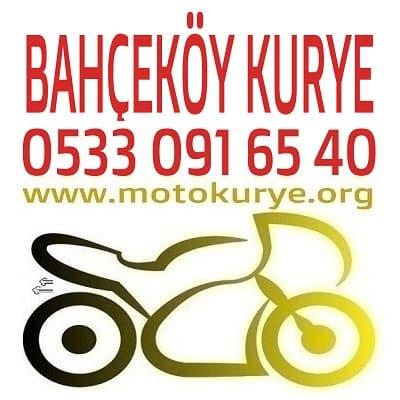 Bahçeköy Motorlu Kurye
