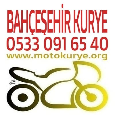 Bahçeşehir Motorlu Kurye