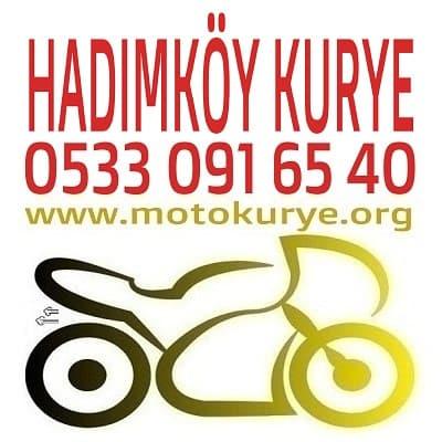 Hadımköy Motorlu Kurye