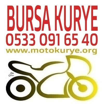 İstanbul Bursa Moto Kurye