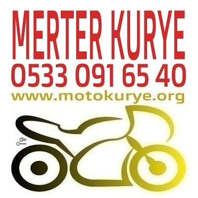 Merter Motorlu Kurye