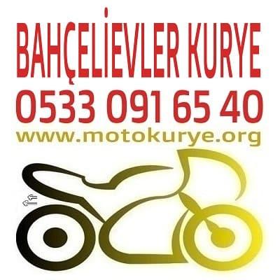 Bahçelievler Moto Kurye, Motorlu