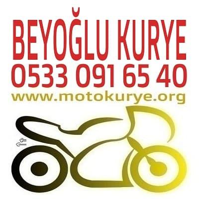 Beyoğlu Moto Kurye