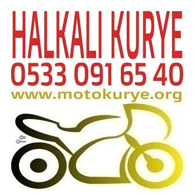 Halkalı Moto Kurye