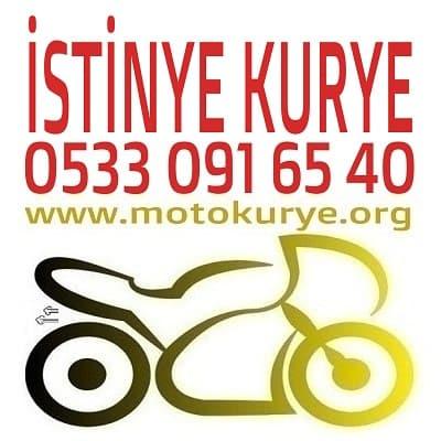İstinye Moto Kurye
