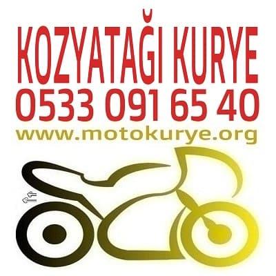 Kozyatağı Moto Kurye