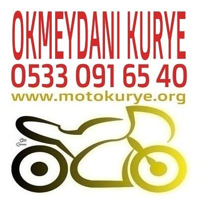 Okmeydanı Moto Kurye
