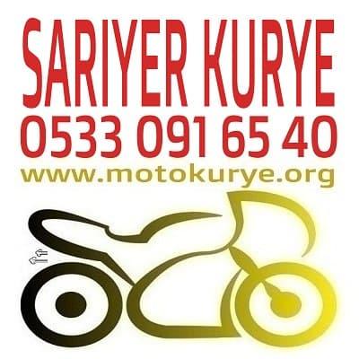 Sarıyer Moto Kurye