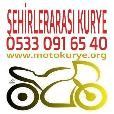 Şehirlerarası Moto Kurye