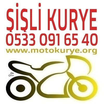 Şişli Moto Kurye